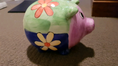 Piggy bank/money box/Christmas child